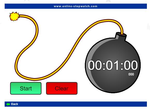 Bomb Countdown